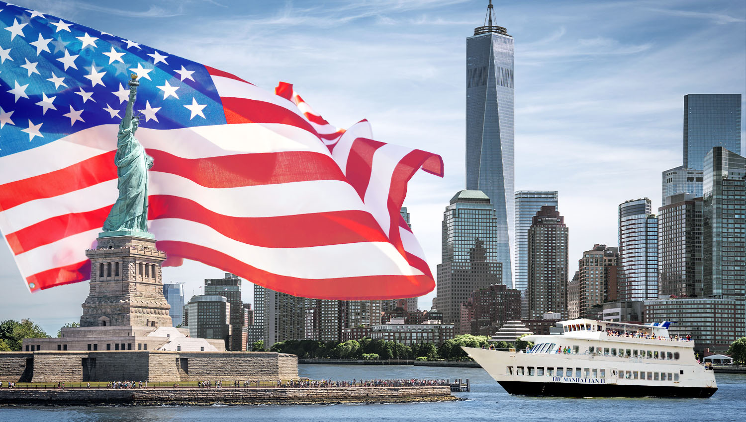 Columbus Day Weekend Brunch Cruise 2021 at Event Cruises NYC