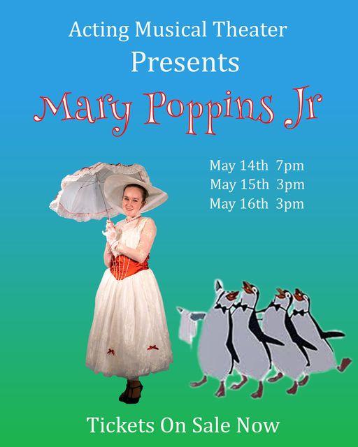 Mary Poppins Jr. at Ballet Long Island