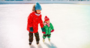 Ice-Skating Rinks Near You!