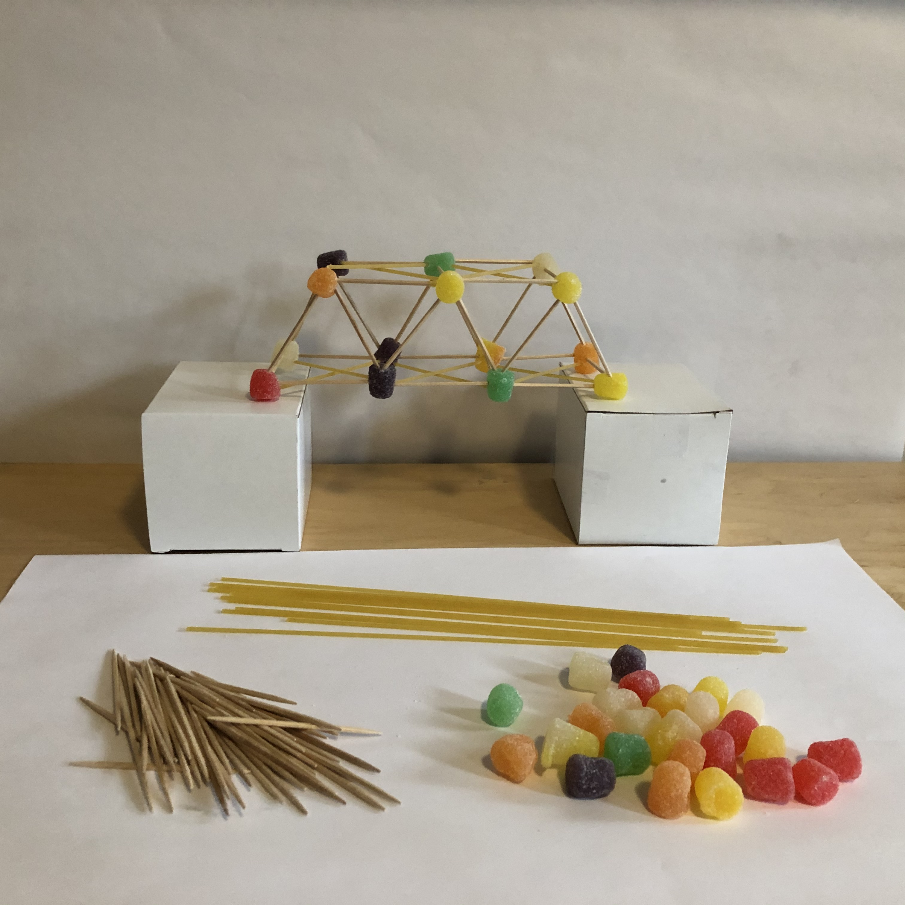 ONLINE Architecture at Home: Truss Bridges at Center for Architecture