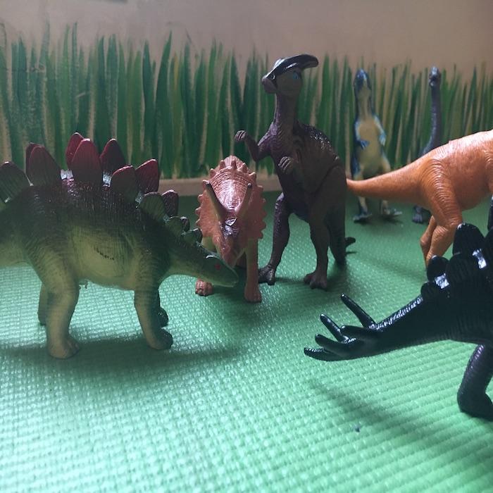 ONLINE Dinosaur Yoga! at Karma Kids Yoga