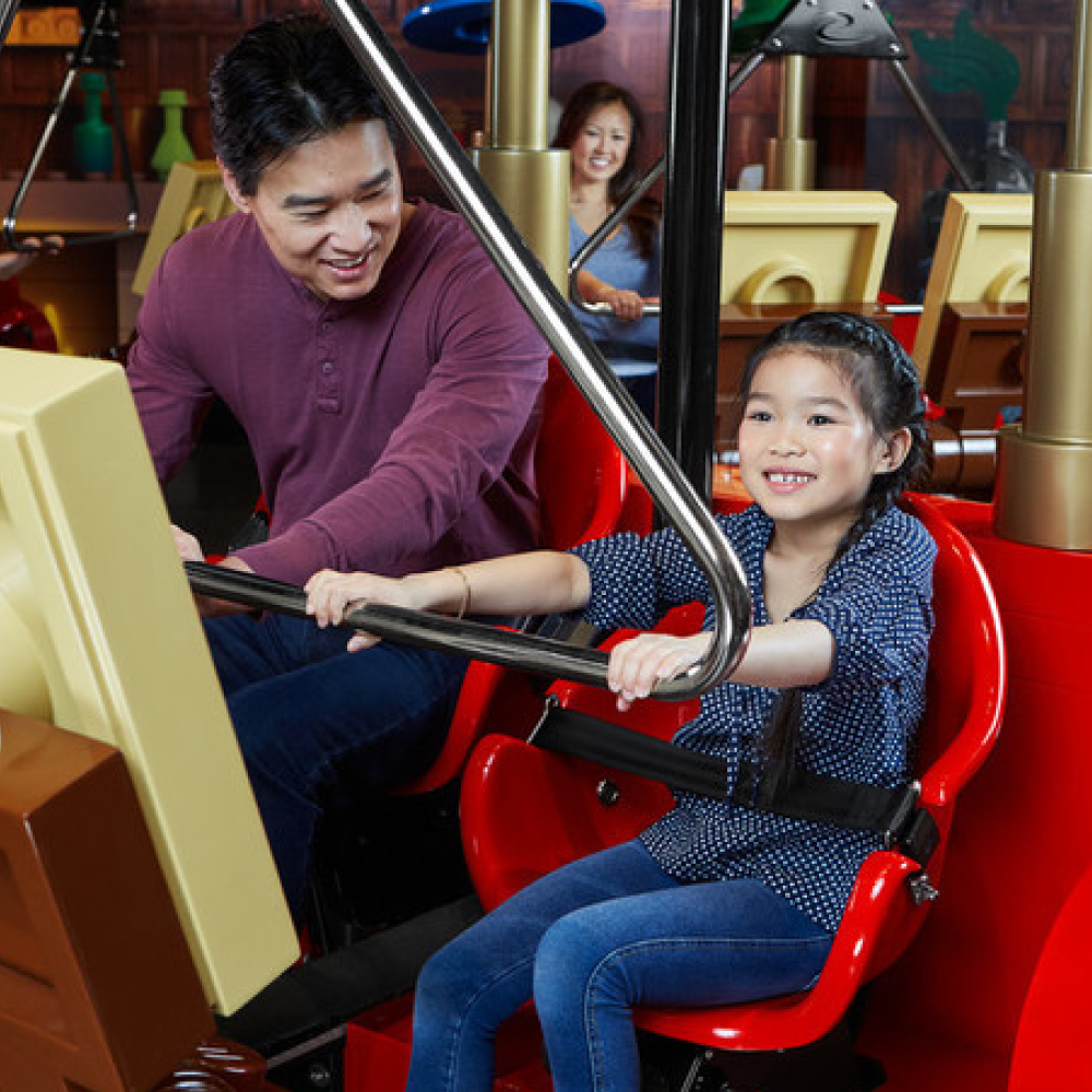 LEGOLAND Discovery Center Reopens! at LEGOLAND Discovery Center Westchester