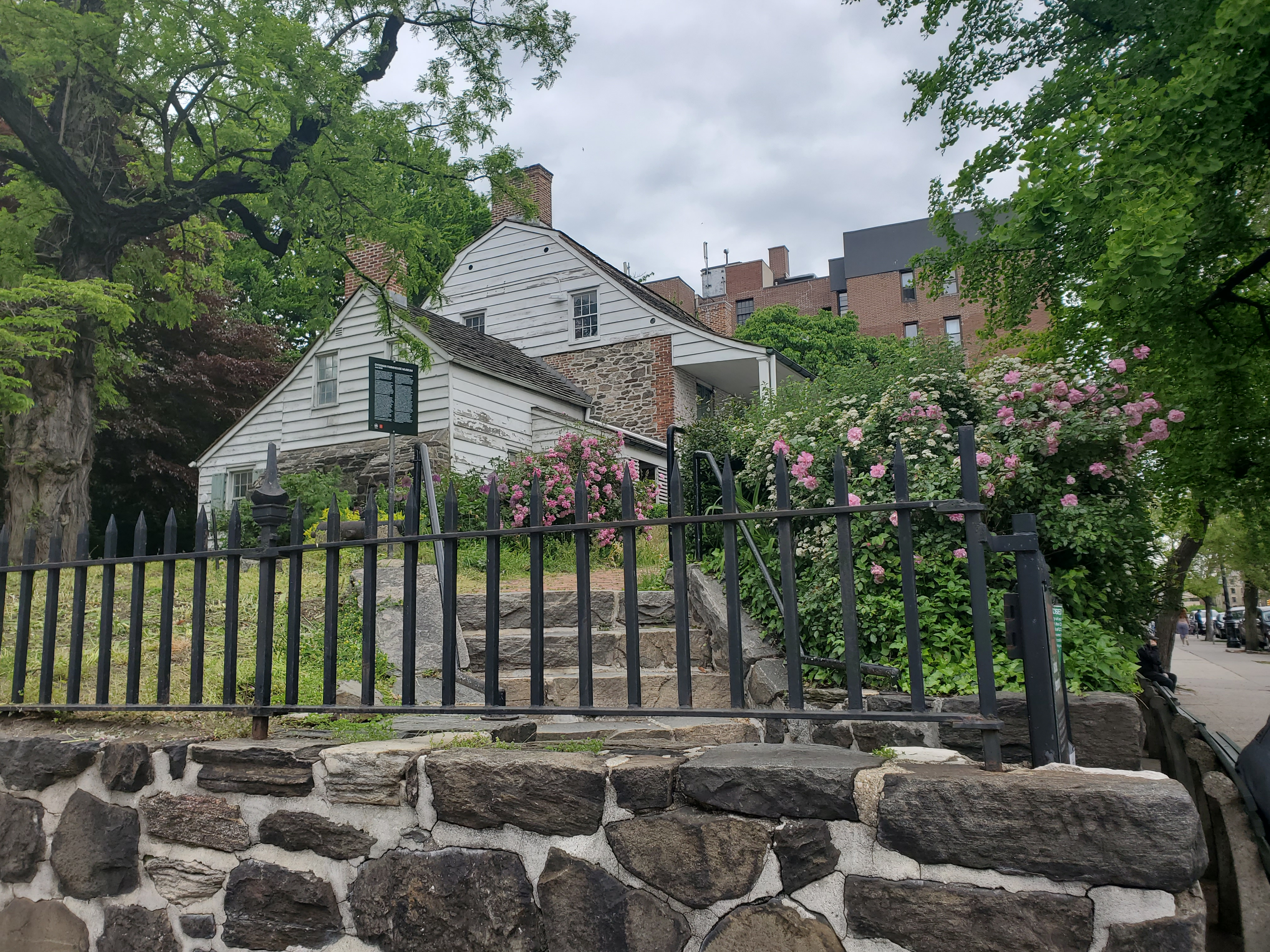 Open House New York at Dyckman Farmhouse Museum