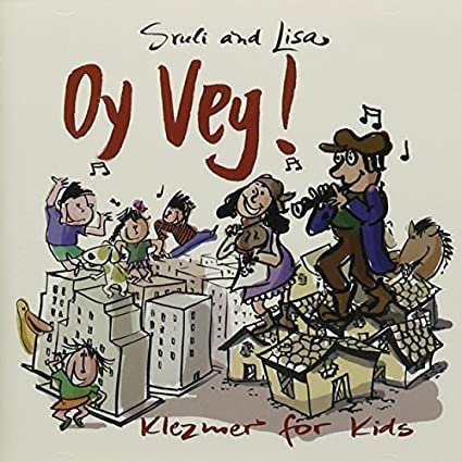 Oy Vey! Klezmer for Kids! at Museum of Jewish Heritage – A Living Memorial to the Holocaust