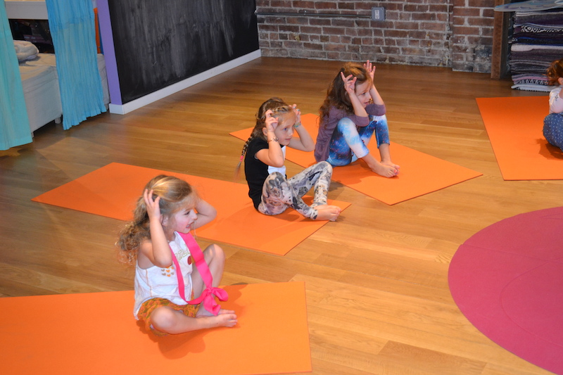 ONLINE Butterfly Yoga on Zoom! at Karma Kids Yoga