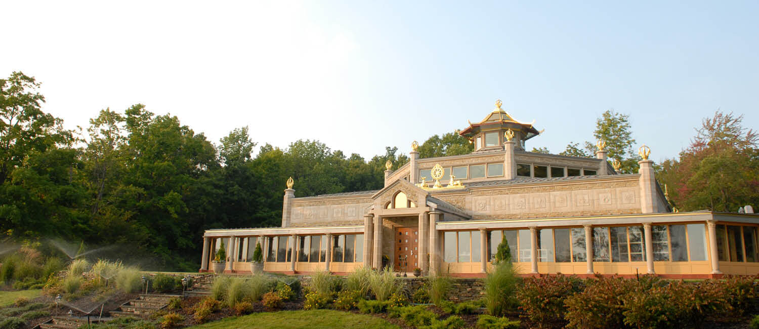 IN PERSON Free Nature Trails & Tours at Kadampa Meditation Center New York World Peace Temple