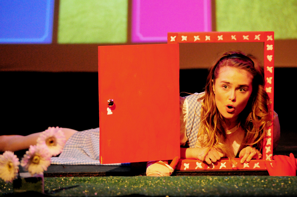 Alice in Wonderland the Musical at The Players Theatre