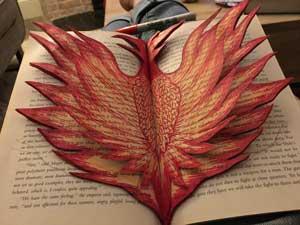 IN PERSON Bird Book Sculpture Workshop at The Rye Arts Center
