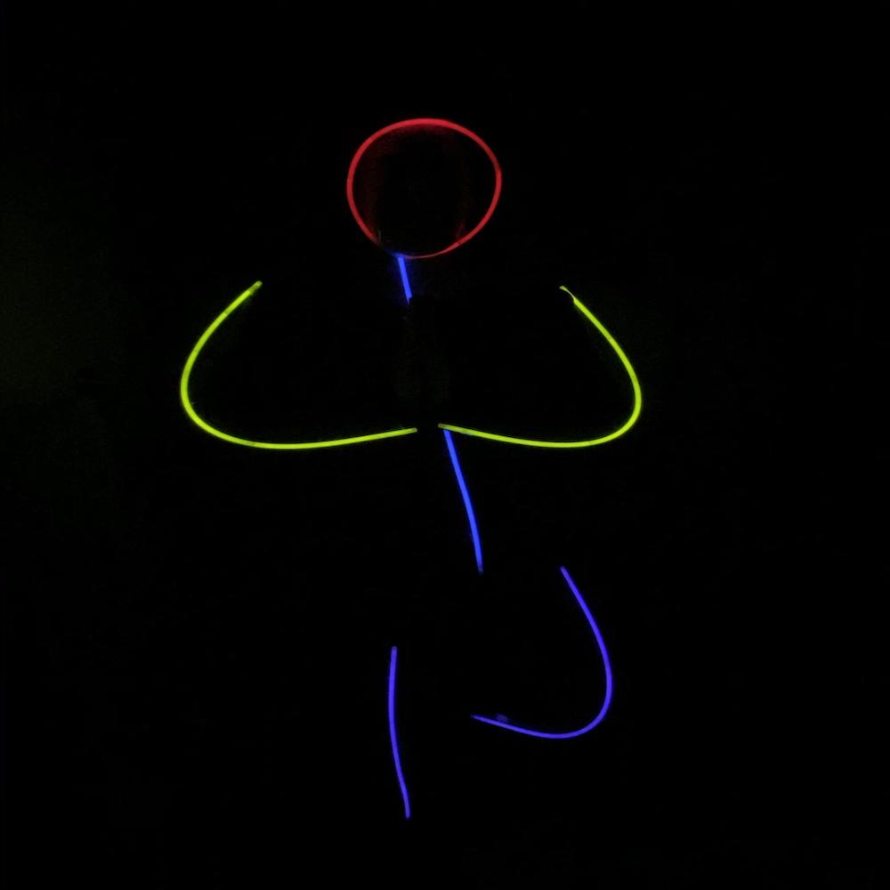 ONLINE Glow-in-the-Dark Yoga at Karma Kids Yoga