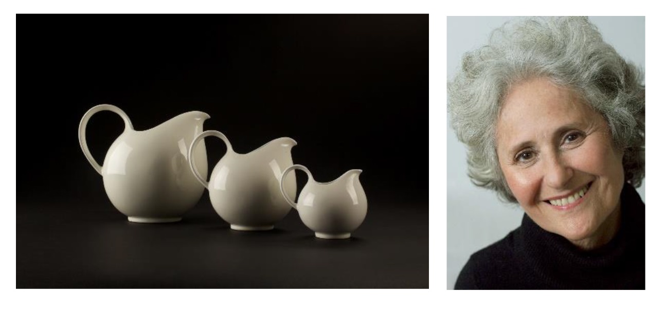 ONLINE Eva Zeisel: A Virtual Chat (via Zoom) at Rockland Center for the Arts