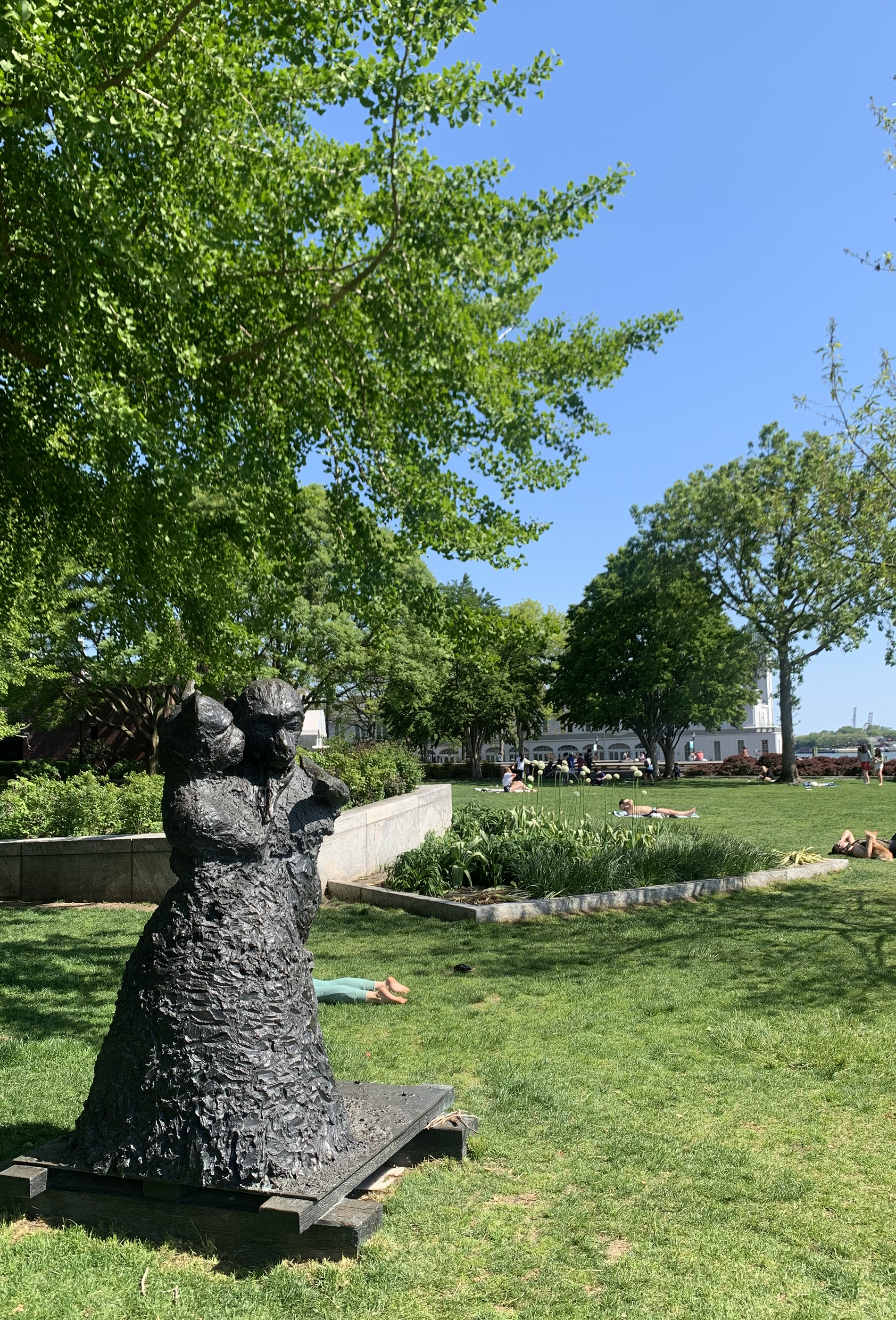 Parks & Public Art: Statues & Sculptures in BPC at The Skyscraper Museum