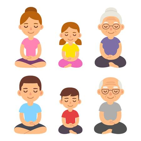 Family Yoga Time at Ossining Public Library
