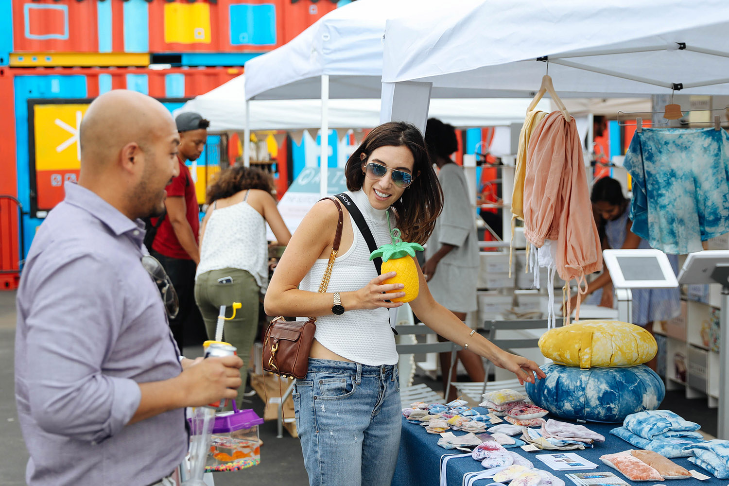 FAD Market at Industry City at Industry City