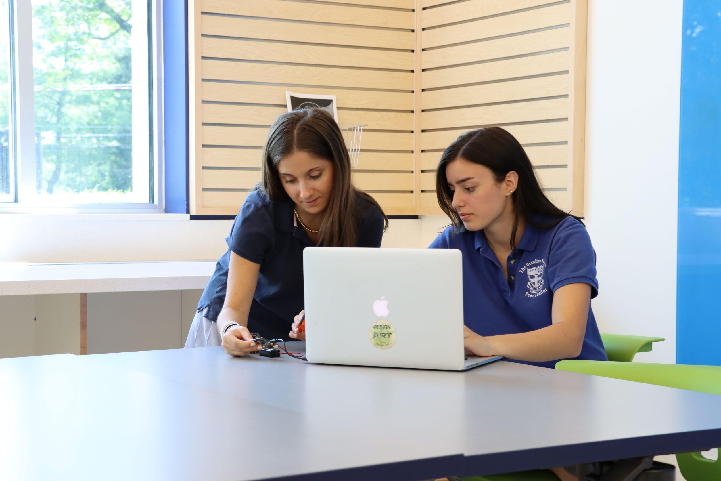The Ursuline School Open House at The Ursuline School