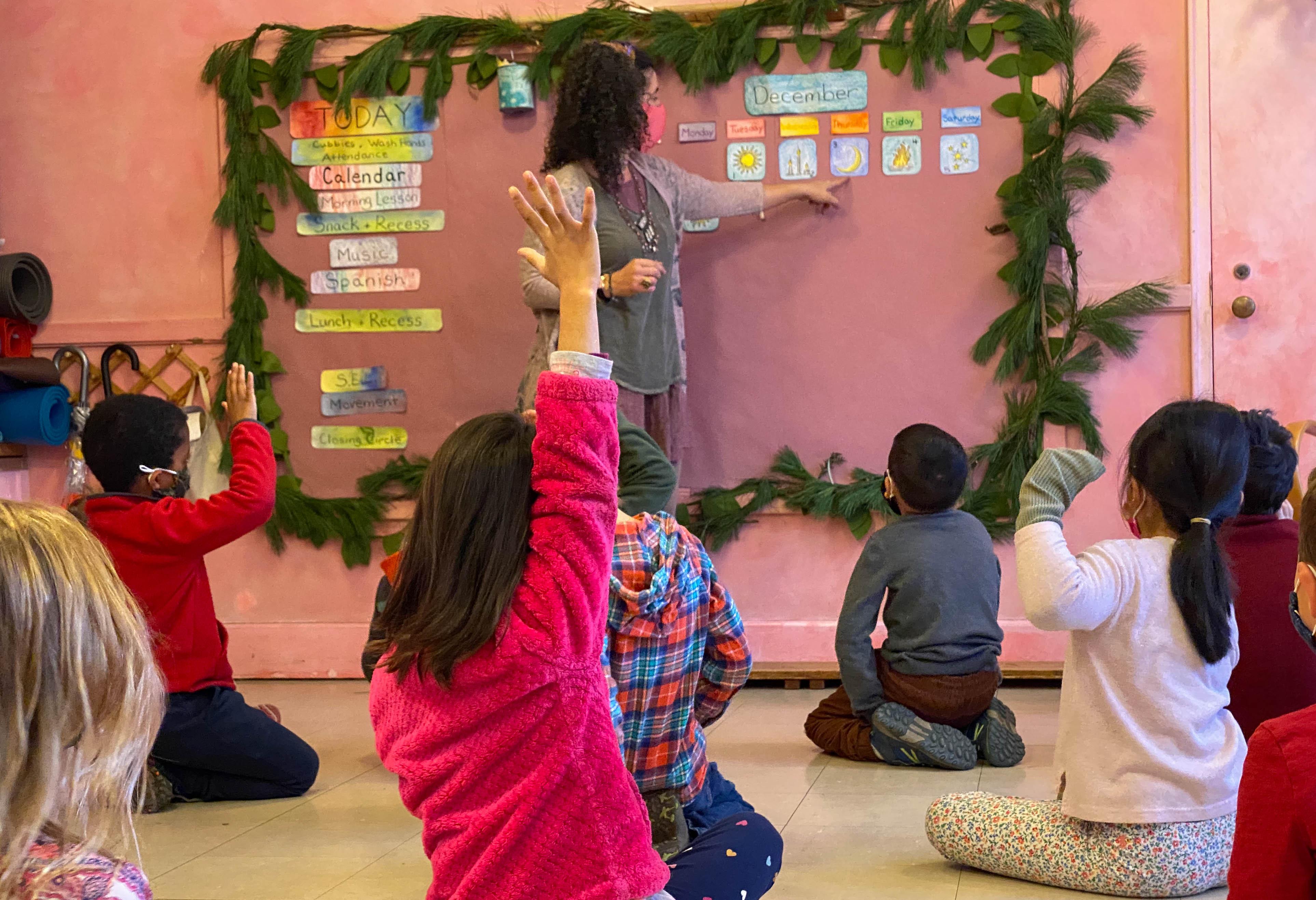 ONLINE Virtual Walk Through the Grades: Get a glimpse inside! at The Waldorf School of Garden City