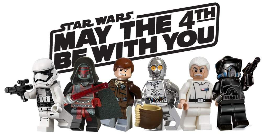 May the Fourth be With You- Star Wars Themed Workshop at Snapology