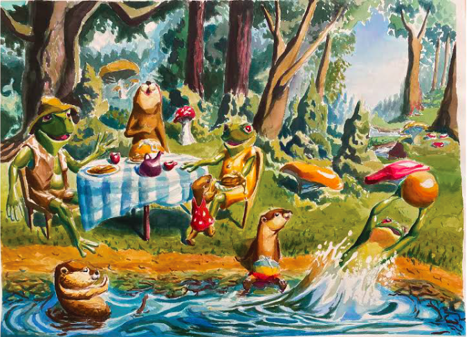 Family Day: Animals and Art at the Bruce at Bruce Museum