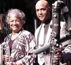 New York Flute Club Presents: Dotti Anita Taylor and Chip Shelton at New York Flute Club