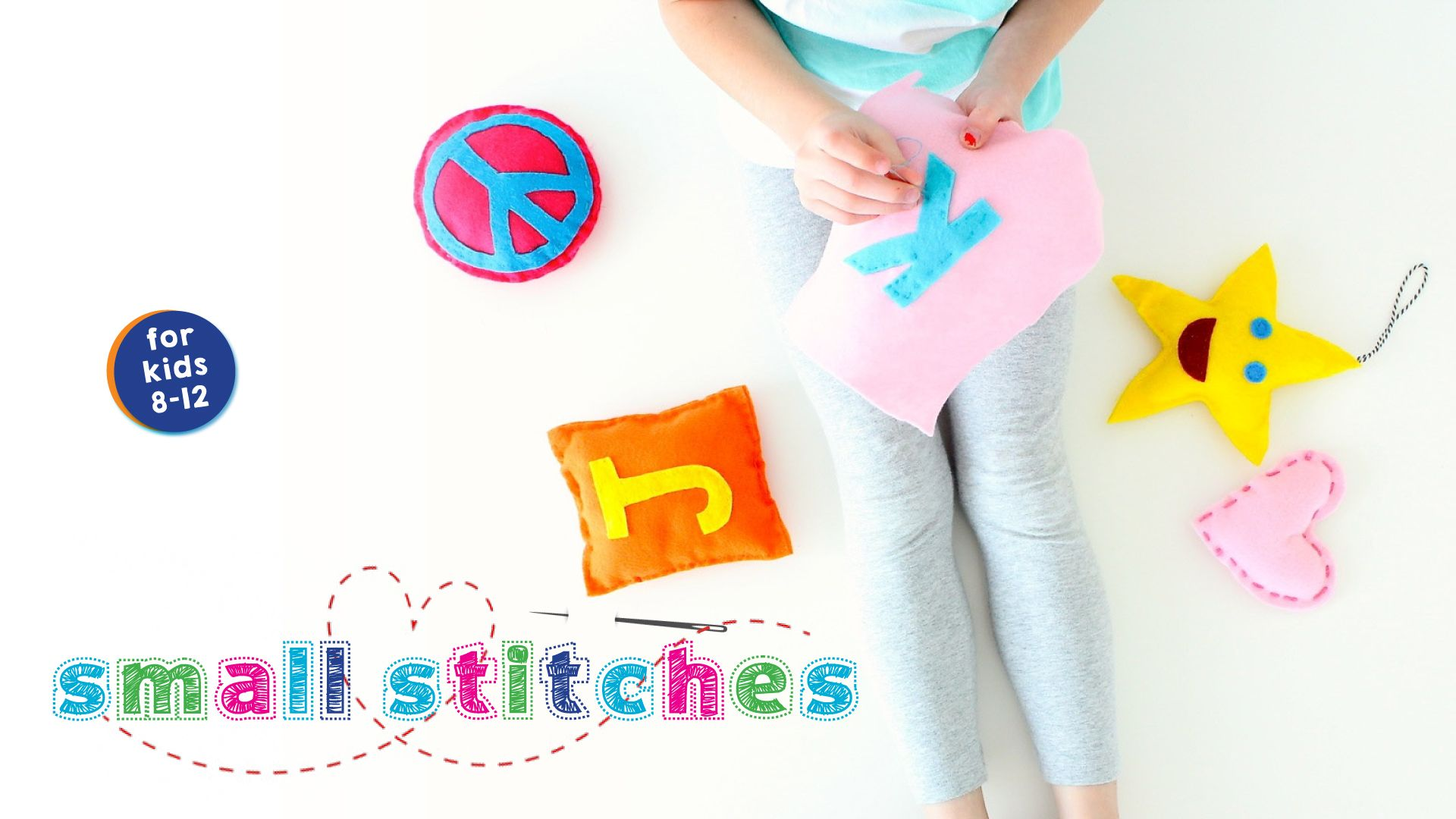 Small Stitches: Superhero Gear at Patchogue-Medford Library