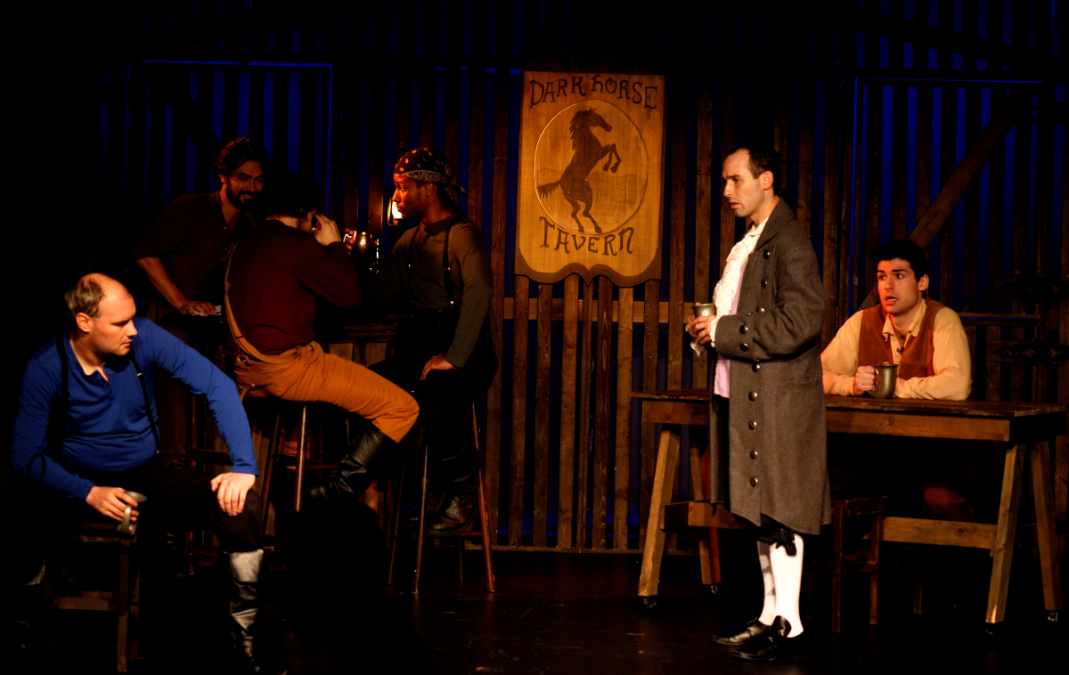 Sleepy Hollow the Musical at The Players Theatre