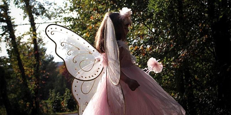Fairy Party in Washington Market Park at Washington Market Park
