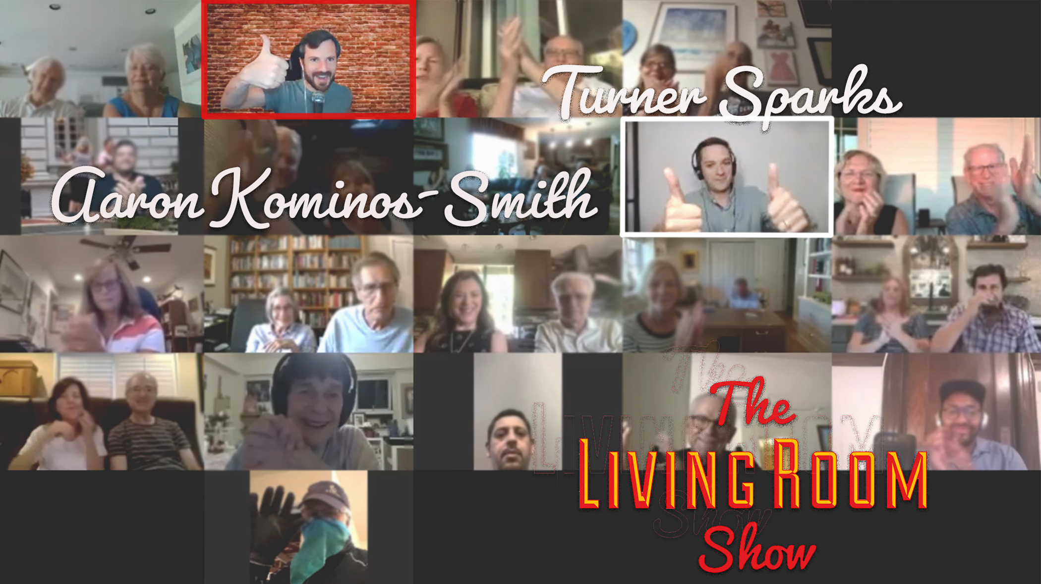 ONLINE Living Room Comedy Show (on Zoom!) at Living Room Show