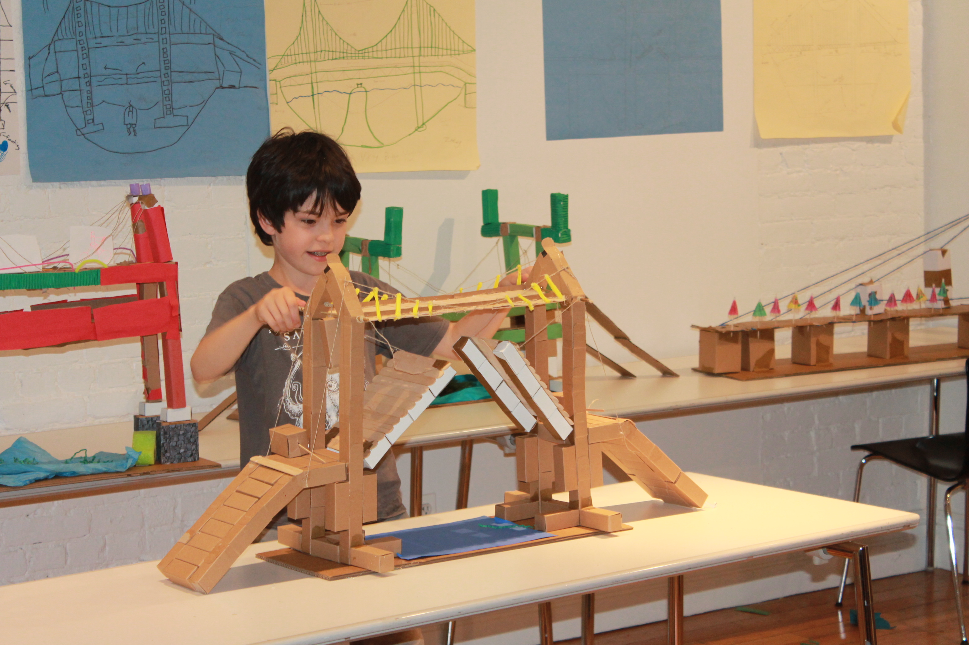 Architecture at Home: Moving Bridges at Center for Architecture