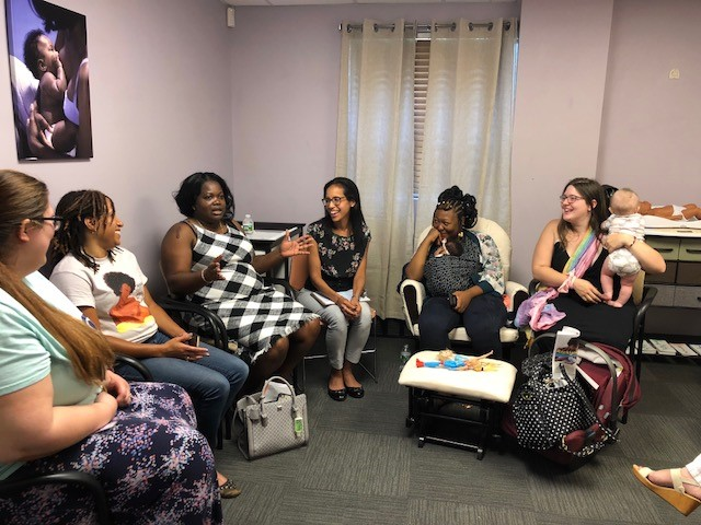 Weekly Drop-In at Rockland Baby Café at Martin Luther King Multi-Purpose Center