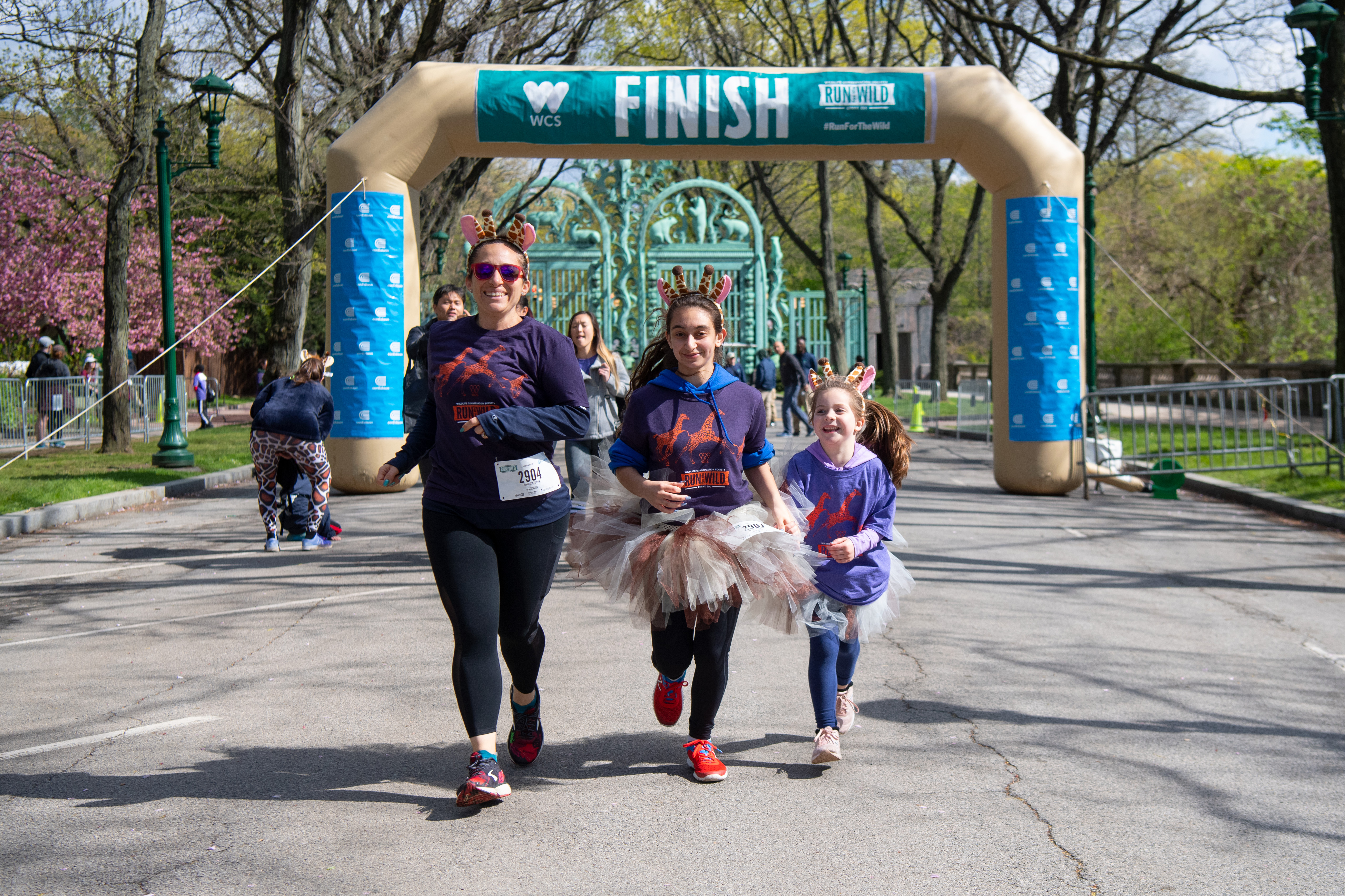ONLINE RUN FOR THE WILD at Bronx Zoo