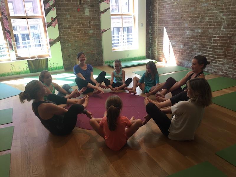 ONLINE Mother & Daughter Yoga on Zoom! at Karma Kids Yoga