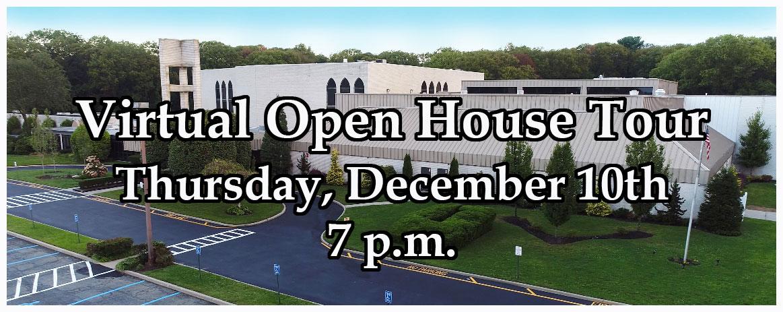 ONLINE Virtual Open House Tour at Smithtown Christian School