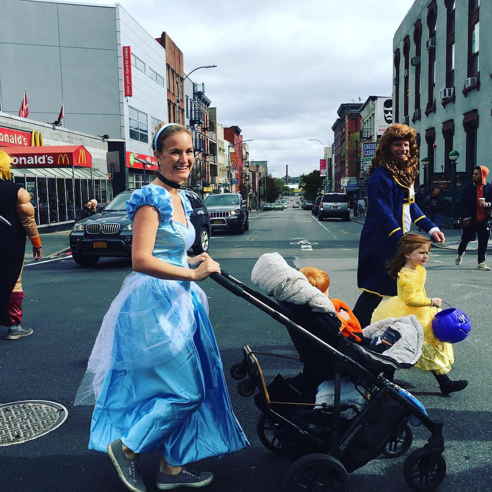 Greenpoint Children's Halloween Parade and Spooktacular Party 2021 at PSC at Kent Street