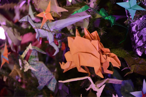 IN PERSON ORIGAMI HOLIDAY TREE at The American Museum of Natural History