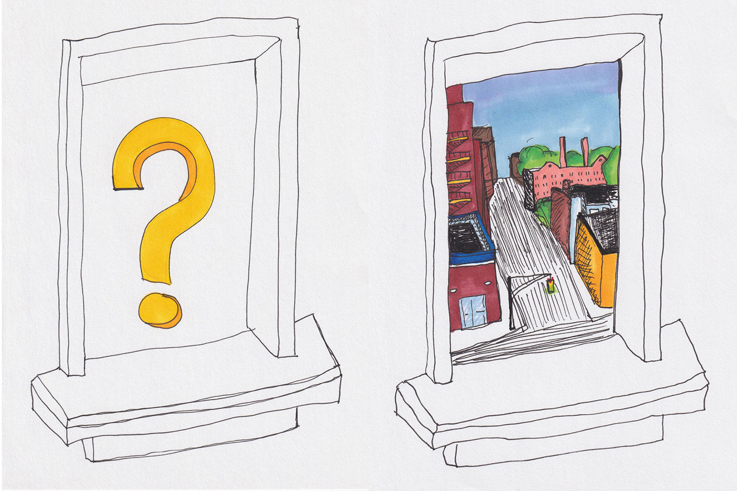 ONLINE Architecture at Home: Windows: The Eyes of a Building at Center for Architecture