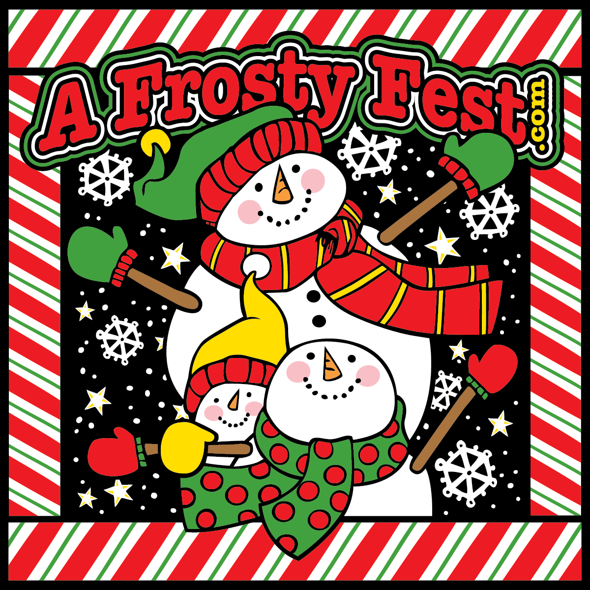 IN PERSON A Frosty Fest at Headless Horseman Hayrides and Haunted Houses
