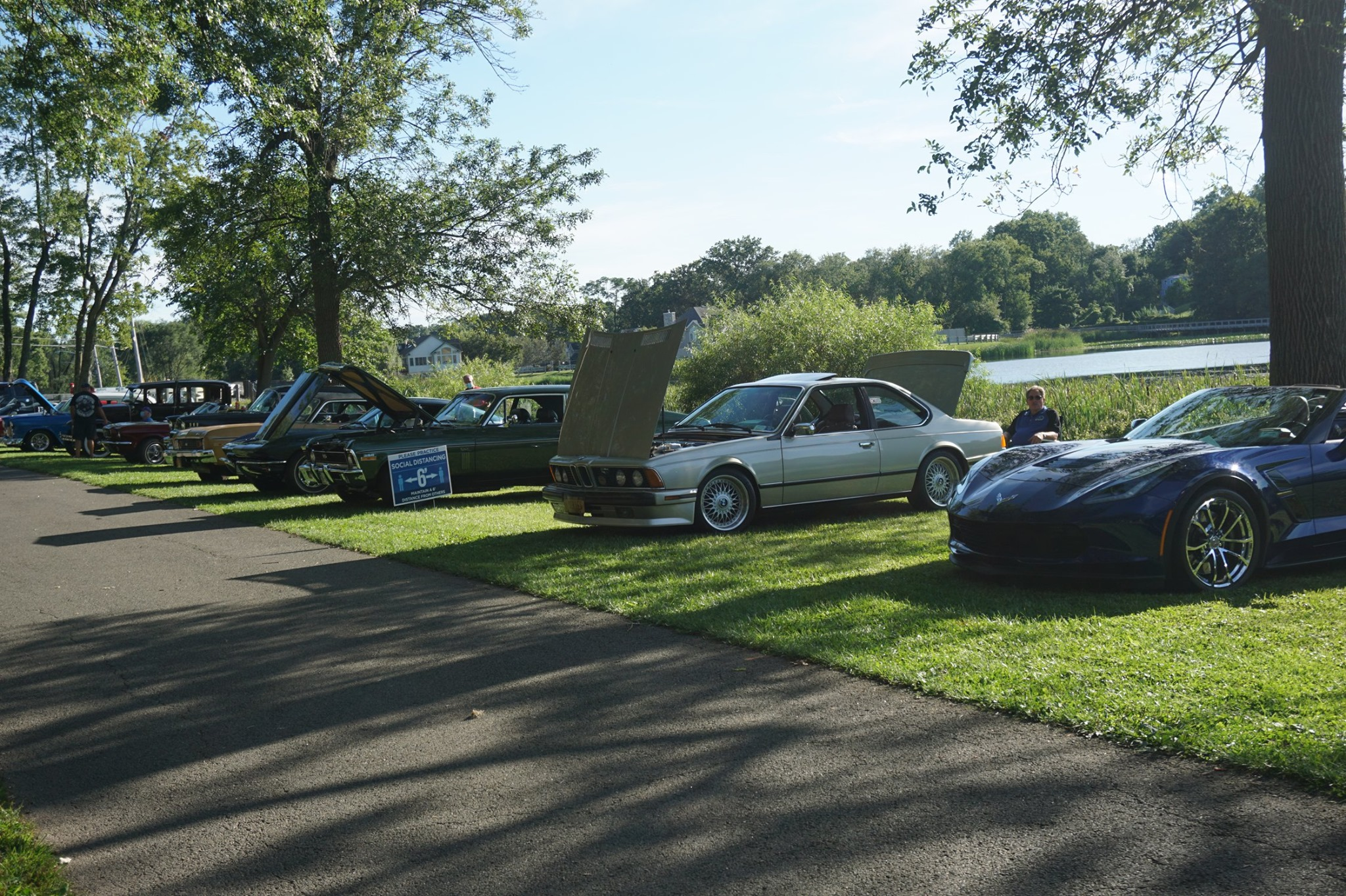 IN PERSON Town of Clarkstown Car Show at Congers Lake Memorial Park