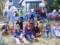 14th Annual Scarecrows & Pumpkins at Palisades Community Center