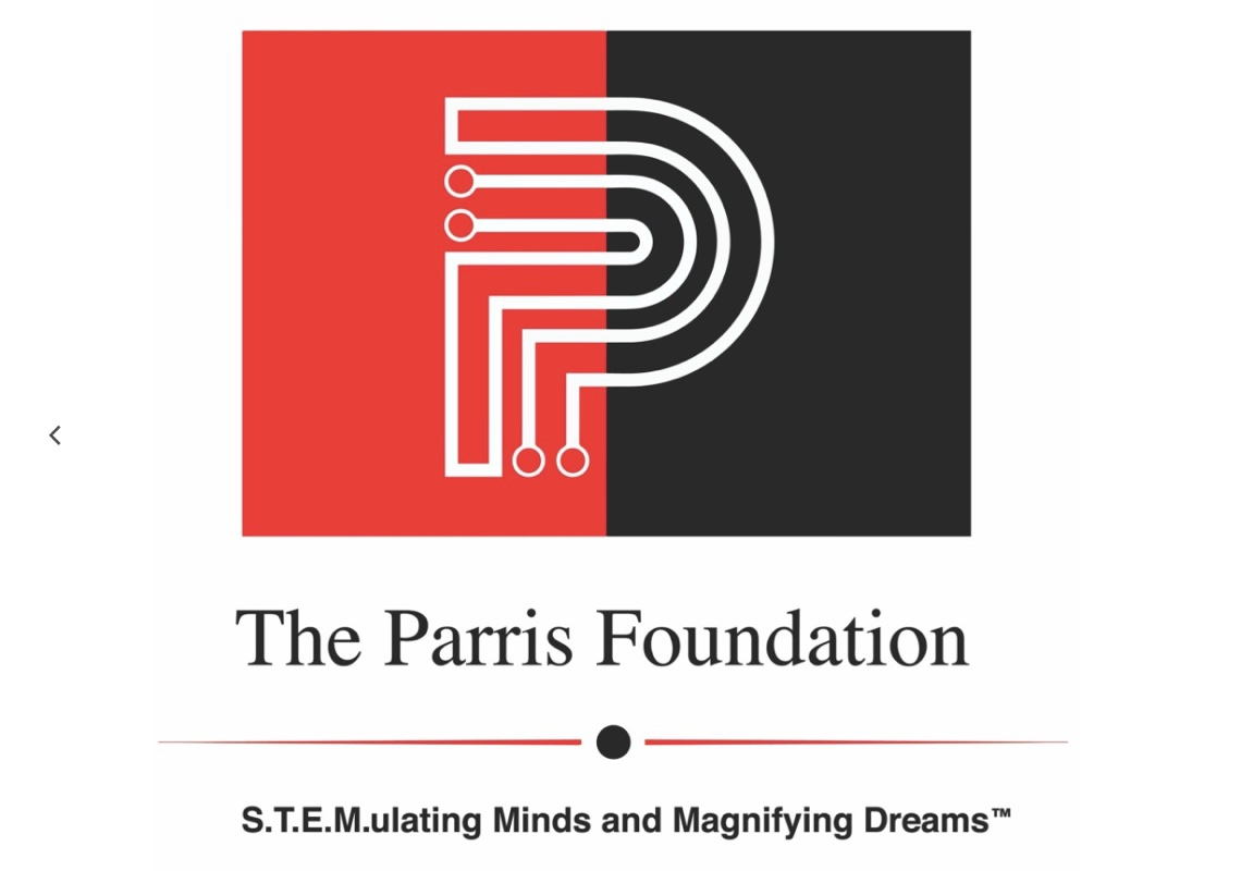 The Parris Foundation STEMulating Minds Program on Zoom at The Parris Foundation