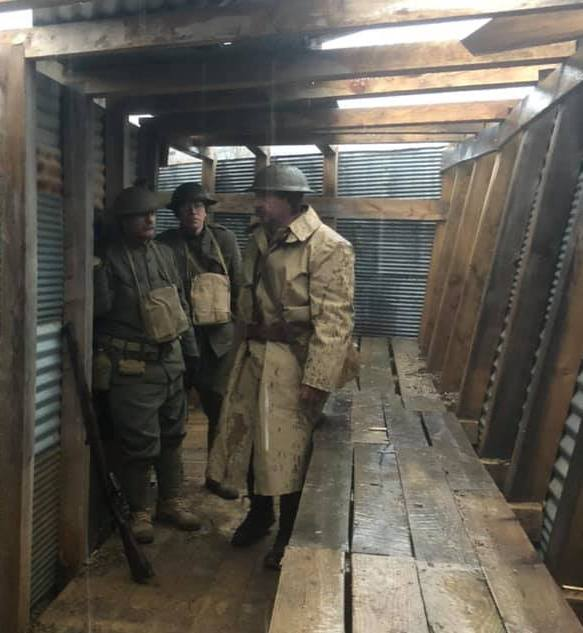 IN PERSON Living History - New Rochelle's Part in WWI at Thomas Paine Memorial Building