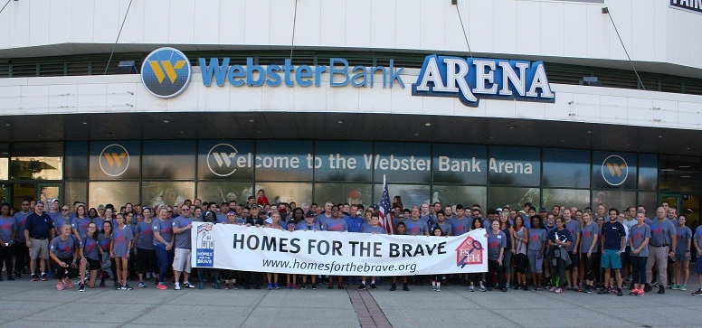 Step Out for the Brave at Webster Bank Arena