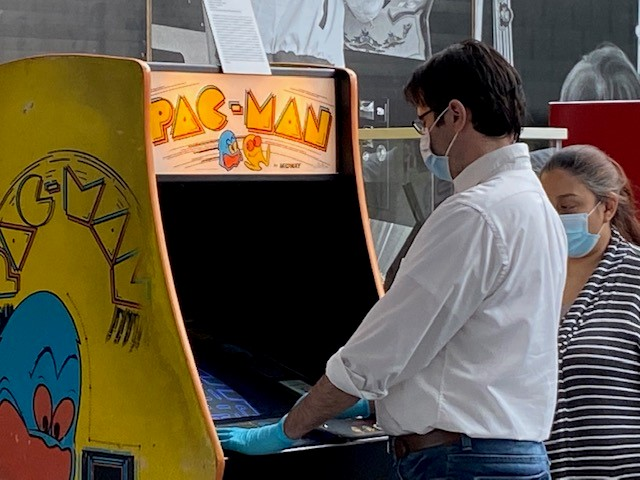 IN PERSON Arcade Age Exhibit - December Break Activities at Cradle of Aviation Museum