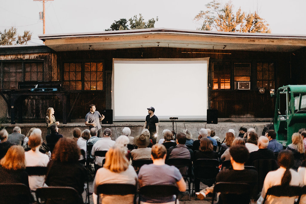 IN PERSON: Outdoor Shorts Film Festival 2020: This Is Now at GARNER Arts Center