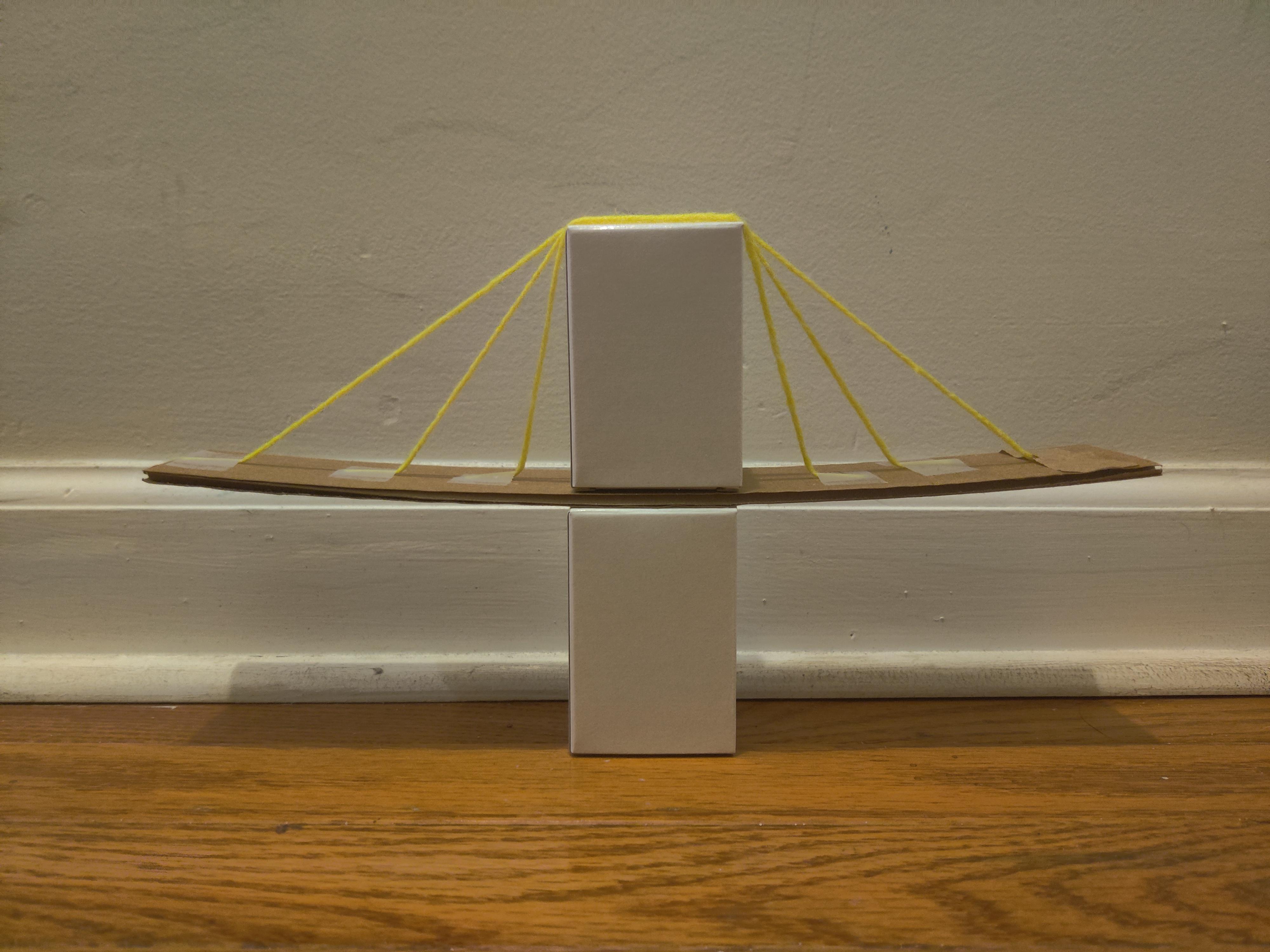 Architecture at Home: Suspension Bridges at Center for Architecture