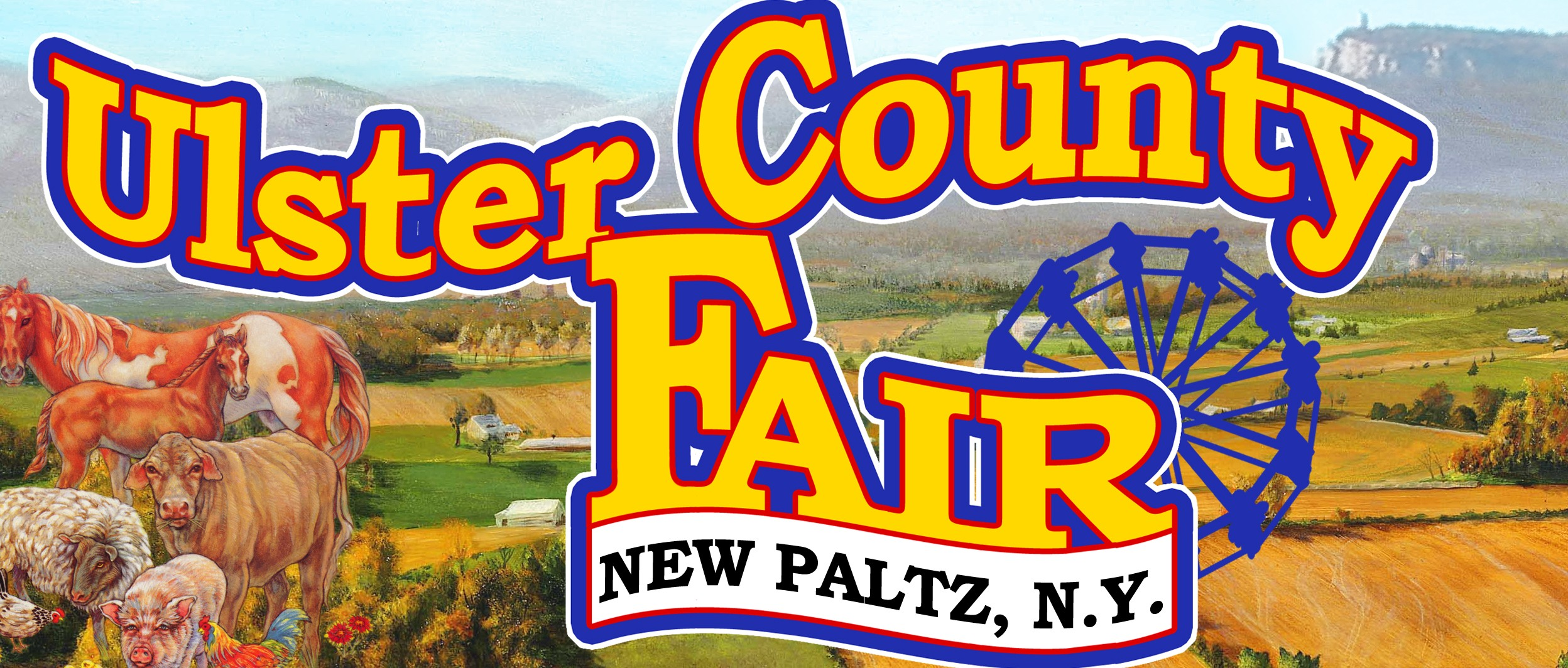 Ulster County Fair at Ulster County Fairgrounds