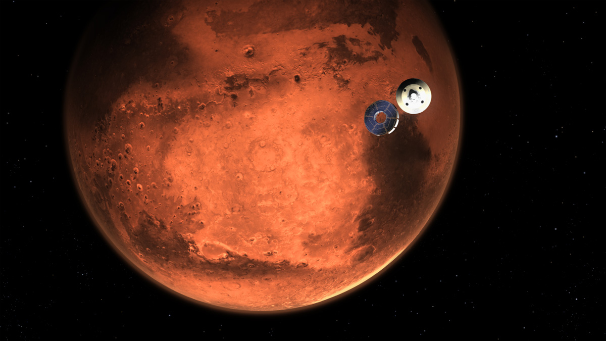 IN PERSON Watch Mars Landing Live! at Cradle of Aviation Museum