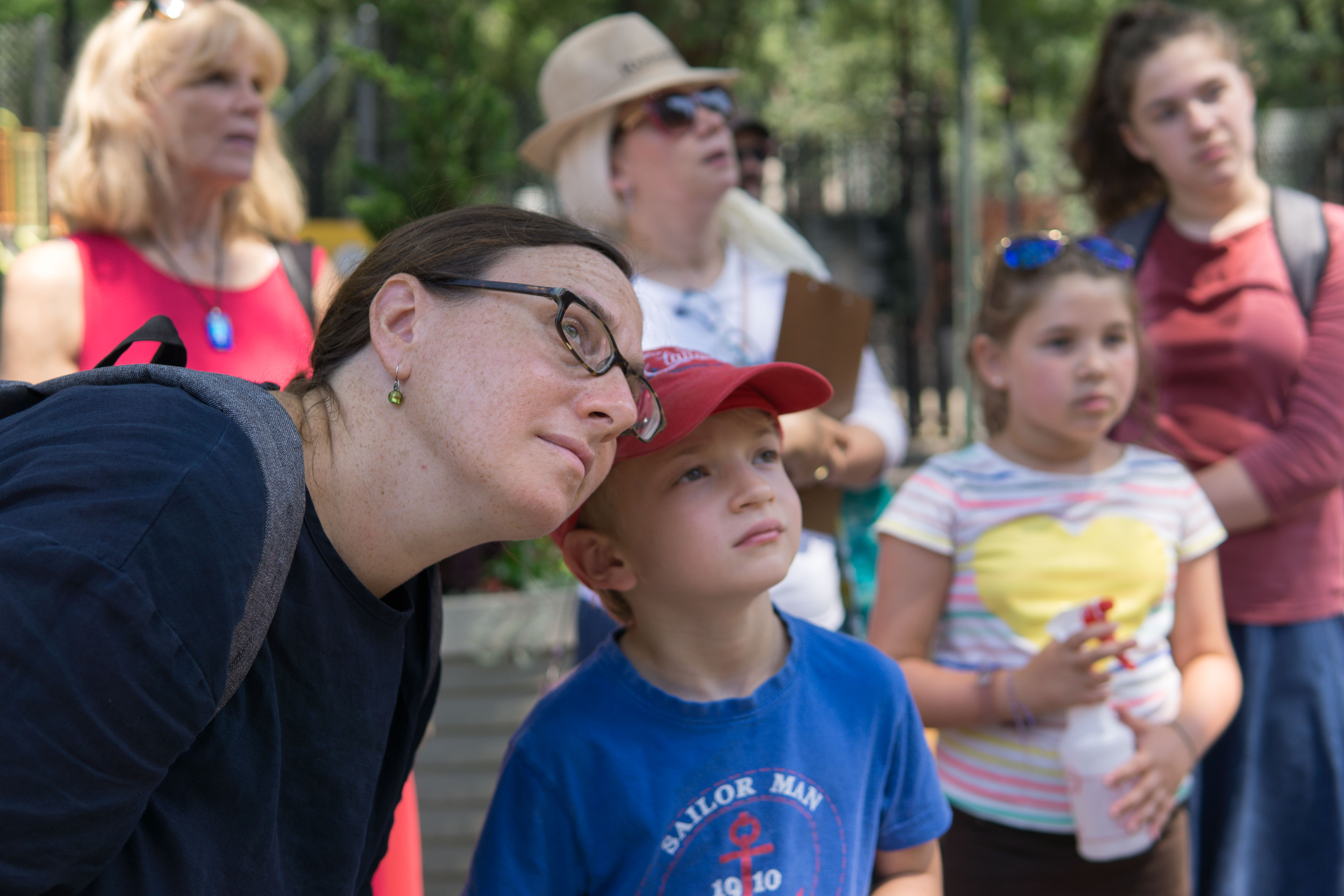 A Kid's Life on the Jewish Lower East Side: A Walking Tour at Museum at Eldridge Street