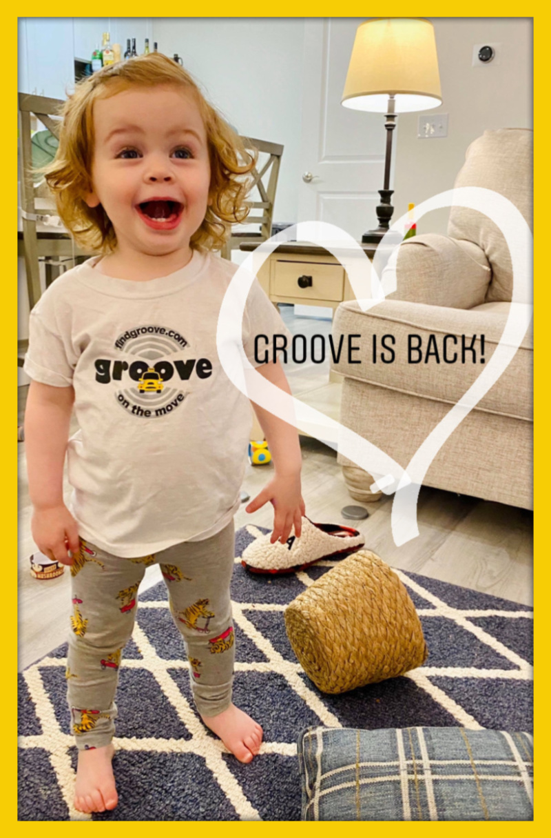 ONLINE Groove @ Zoom at Groove Family Music