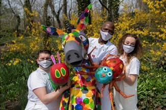 Eric Carle's World of Wildlife at Bronx Zoo