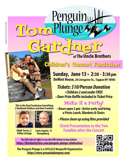 Children's Concert Fundraiser at DeWint House
