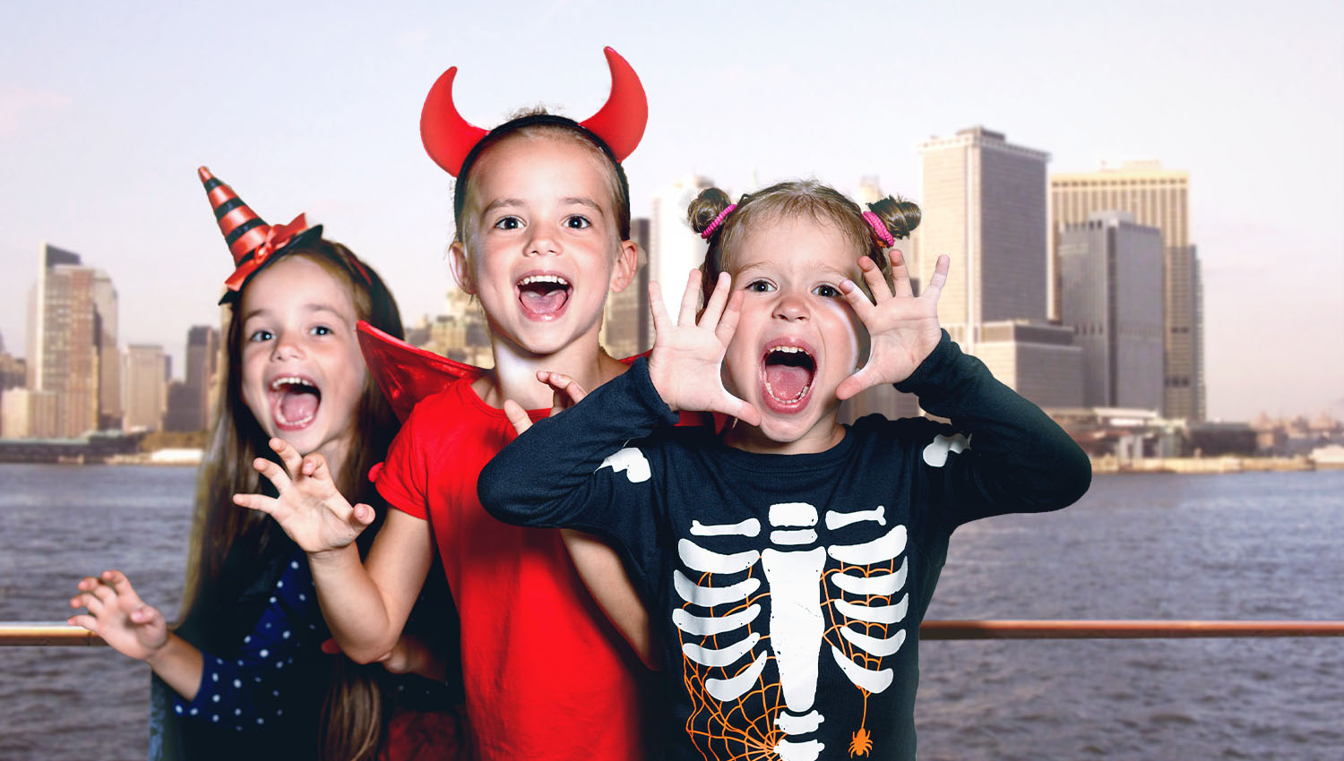 Halloween Kids Spooky Cruise 2021 at Event Cruises NYC